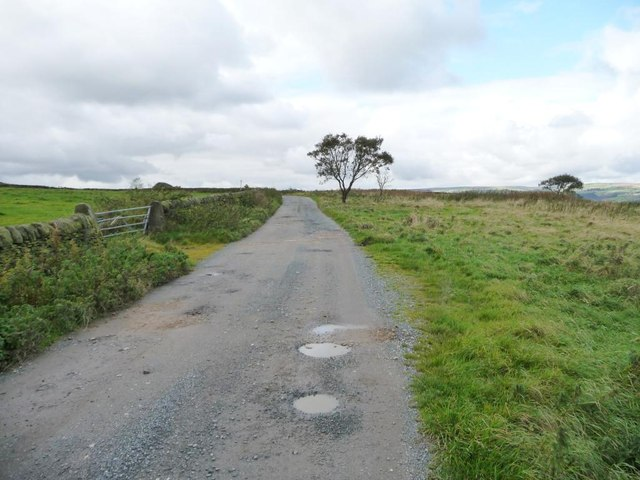 Windle Hill Lane