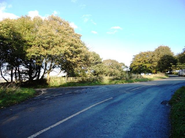 Dunleyford Crossroads