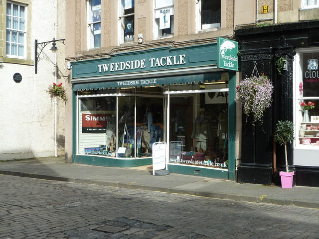 Fishing Tackle Shop, Kelso