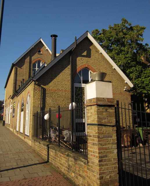 Former school, Wandsworth