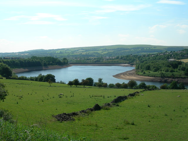 View west from the Longdendale Trail