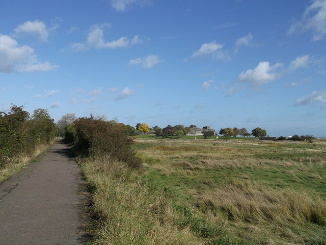Path to Coalhouse Fort