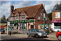 SU4918 : The Cricketers Arms, Fair Oak, Hampshire by Peter Trimming