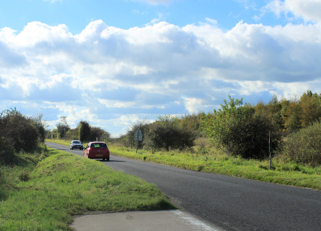 2012 : Minor road to Chitterne