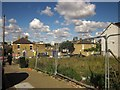 TQ2674 : Vacant site, Alma Road, Wandsworth by Derek Harper