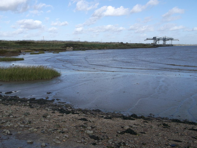 Small bay, Mucking Flats