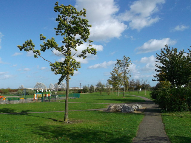 Path in Gobions Park