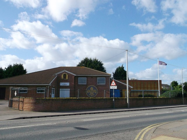 East Tilbury Scout Hut