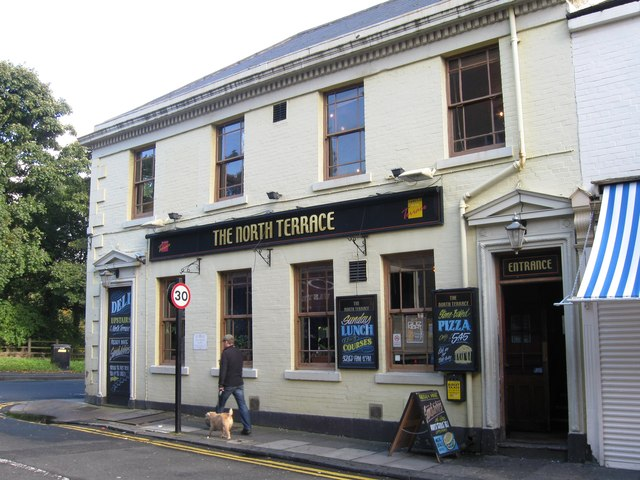 North Terrace (pub), Spital Tongues