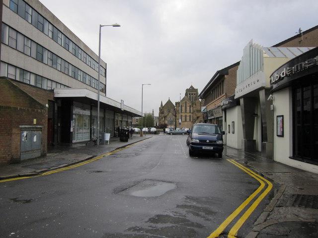 Arthur Street, Ayr