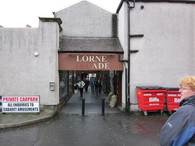 Lorne Arcade, Ayr