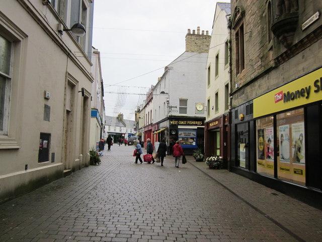 Newmarket Street, Ayr