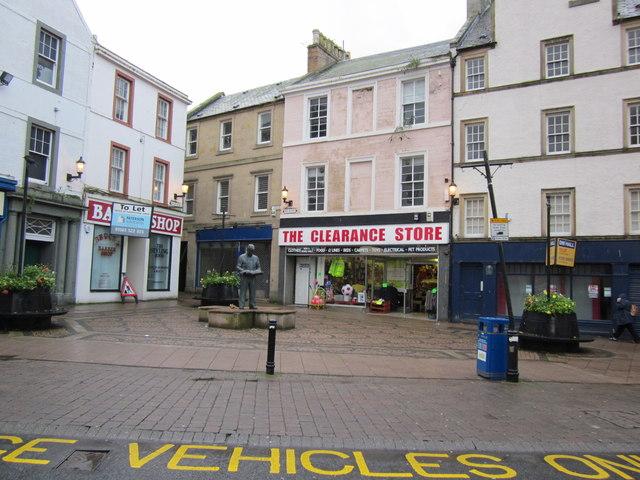 High Street, Ayr