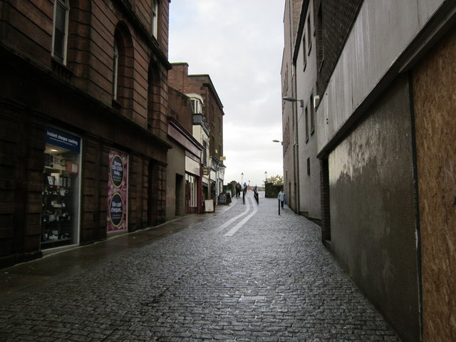 Old Bridge Street, Ayr