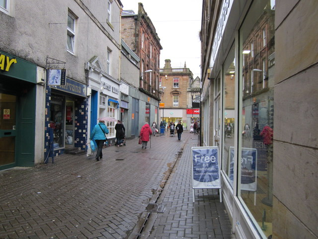 Carrick Street, Ayr