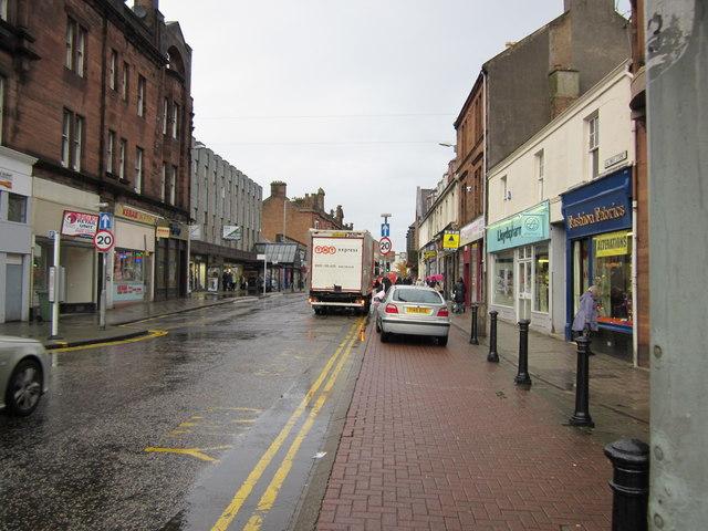 Alloway Street, Ayr