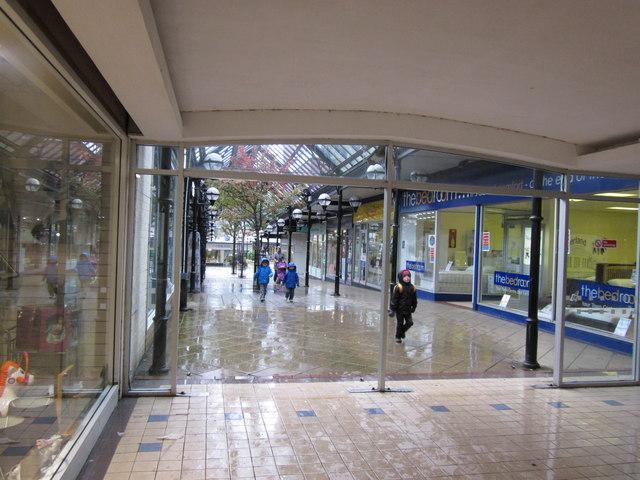 Arran Mall, Ayr