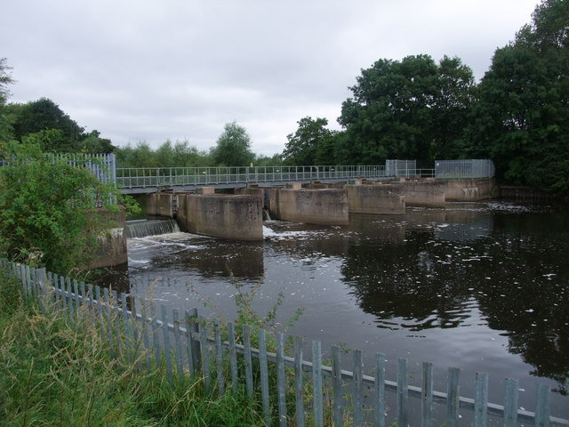 Spondon Sluices sans gates