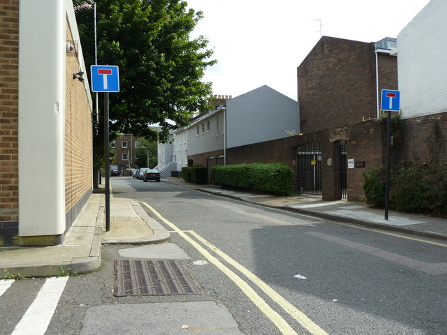 Oil Mill Lane, Hammersmith