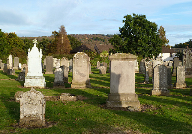 Little Dunkeld Parish Churchyard