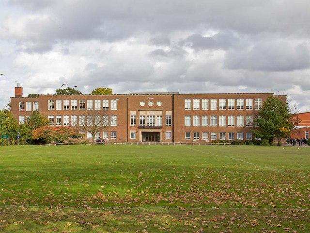 Tudor Grange Academy Dingle Lane David P Howard