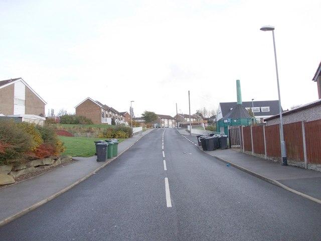 Bodmin Crescent - Bodmin Road