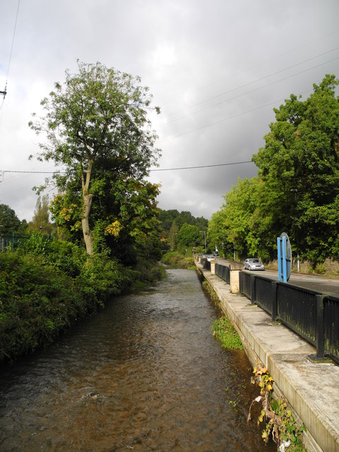 River Medlock Daisy Nook Oldham John Topping