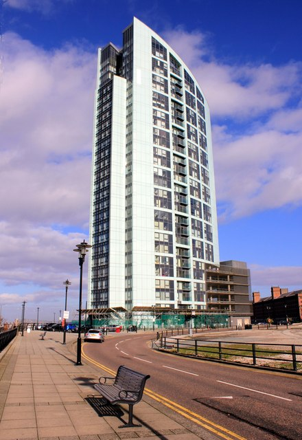 Alexandra Tower, Liverpool © Jeff Buck :: Geograph Britain ...