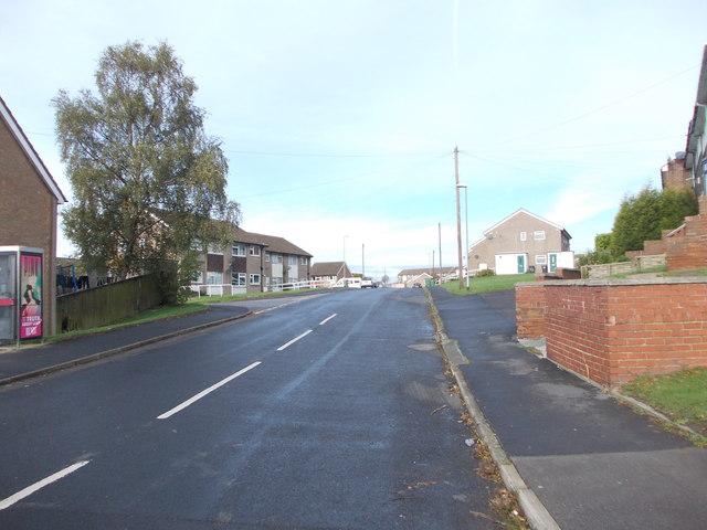 Helston Road - Bodmin Crescent