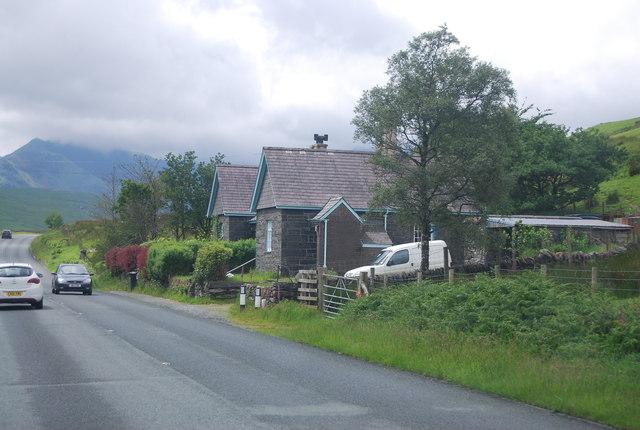 Dyffryn Cottages