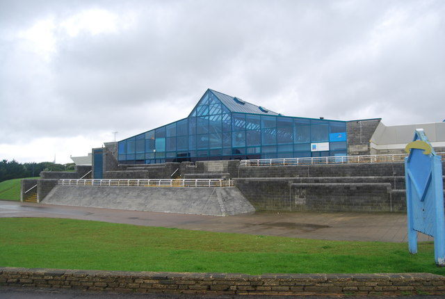 The Pyramid Centre N Chadwick Geograph Britain And