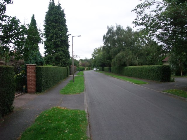 Poplar Road, Breaston
