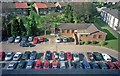 TQ2636 : Car park at Crawley Hospital by Barry Shimmon