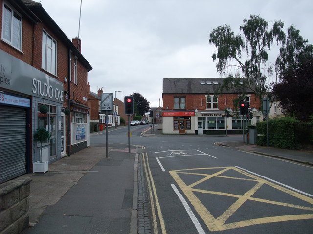 Broad Street, Long Eaton
