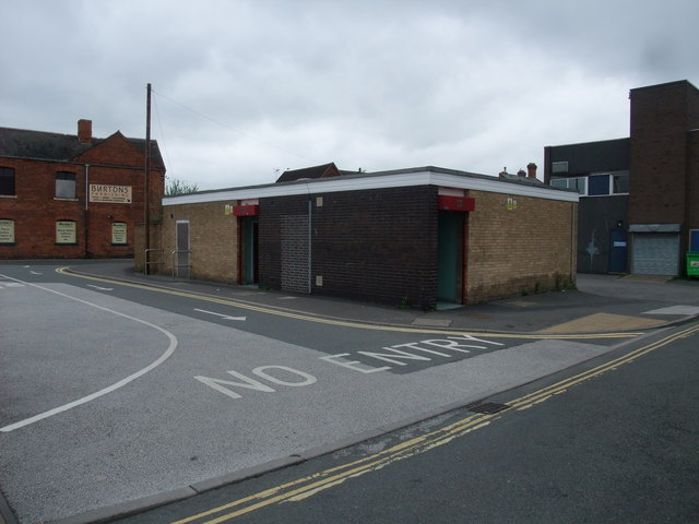 Public Conveniences between Claye Street and Orchard Street, Long Eaton
