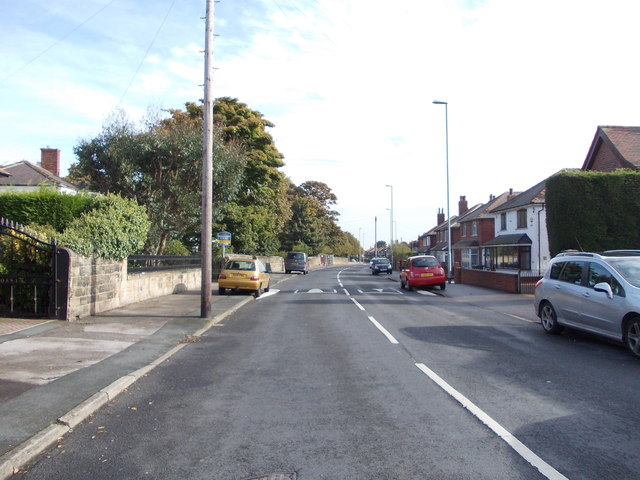 Town Street - Ring Road, Beeston Park