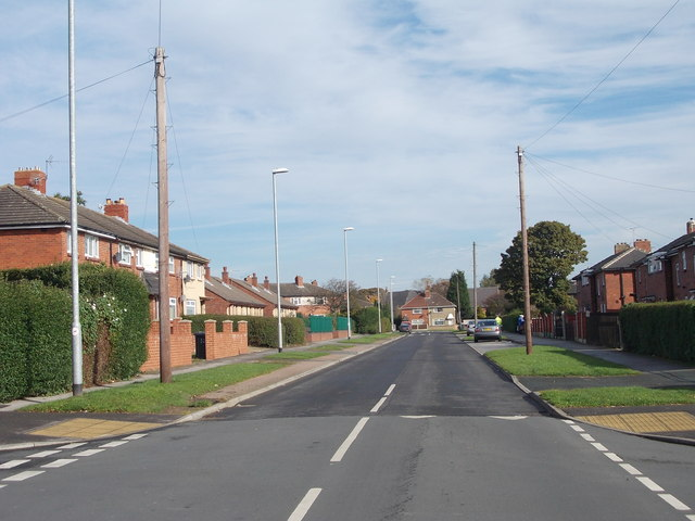 Sissons Road - Middleton Park Grove
