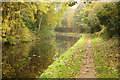 SK6981 : Chesterfield Canal by Richard Croft