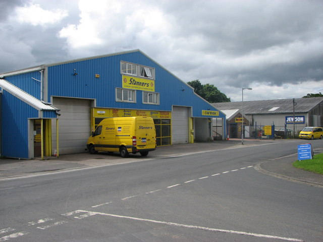 Stanners Equipment Ltd.Morpeth