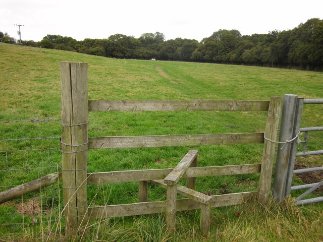 Stile near Wooldings Farm