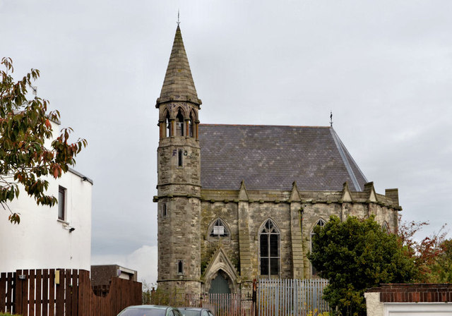 Former Belfast Castle chapel (1)