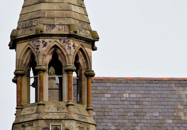 Former Belfast Castle chapel (2)