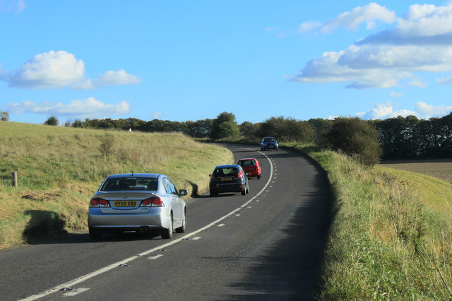 2012 : A360 about to enter Tilshead