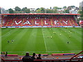 TQ4178 : The Valley, Charlton Athletic by Ian Yarham