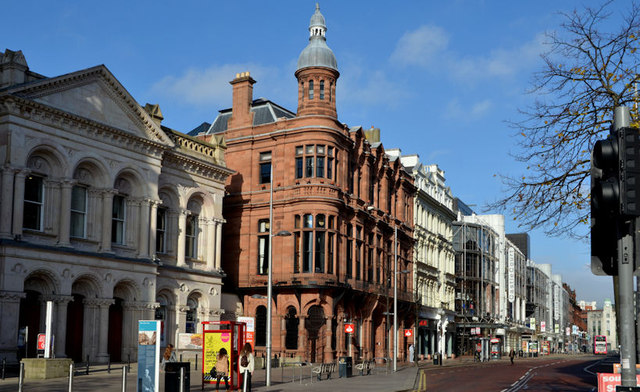 The Ulster Reform Club, Belfast