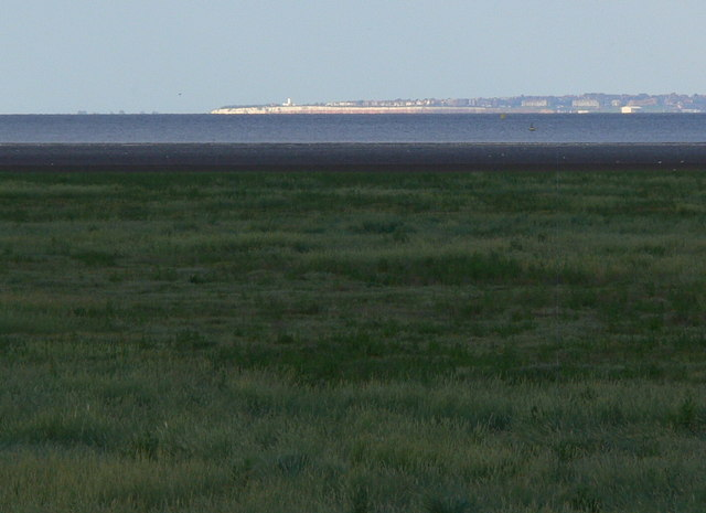 View towards Hunstanton