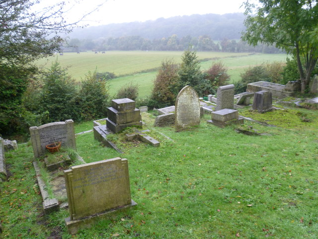 View from St John's Churchyard, West Wickham