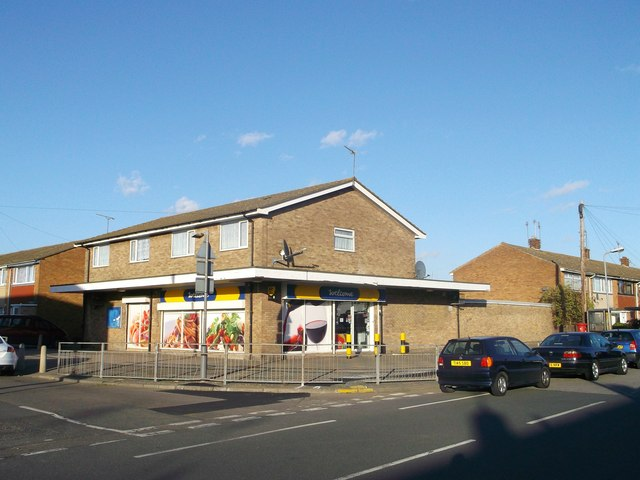 Co-operative supermarket, Tilbury