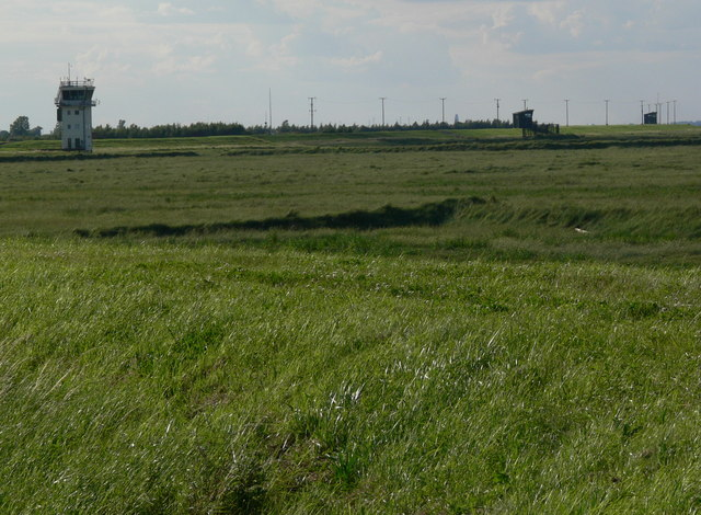 RAF Holbeach bombing range