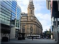 SJ8398 : Royal Exchange Theatre, Manchester by Paul Gillett